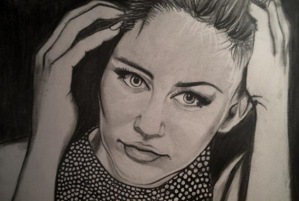 Miley Cyrus by NoColour